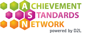 Achievement Standards Network Logo